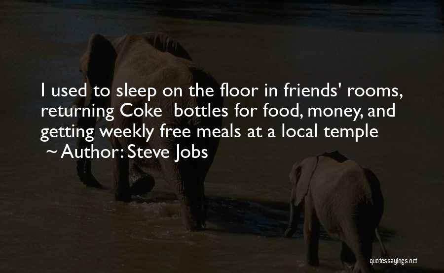 Food And Meals Quotes By Steve Jobs