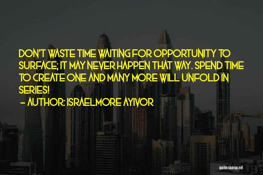 Food Wasting Quotes By Israelmore Ayivor