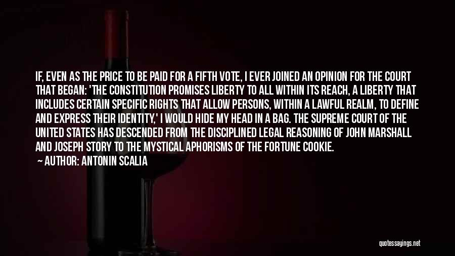 For Gay Marriage Quotes By Antonin Scalia