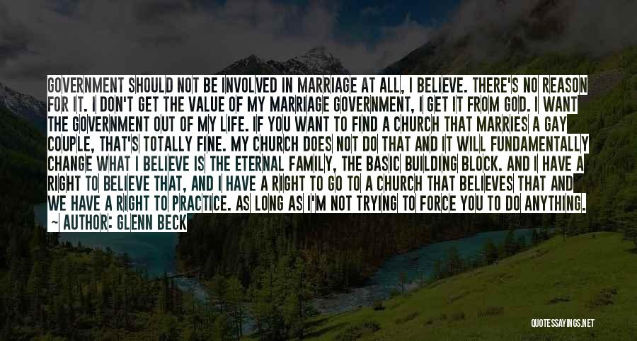 For Gay Marriage Quotes By Glenn Beck