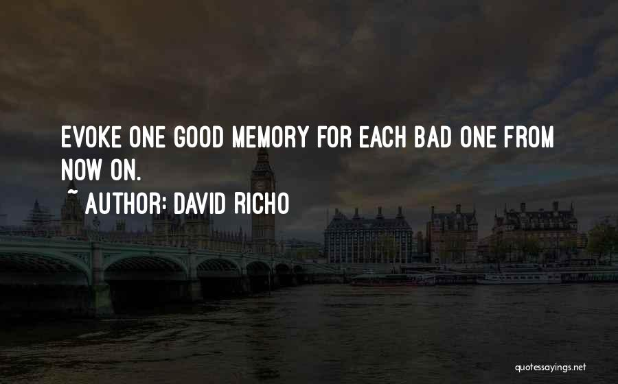 For Good Quotes By David Richo