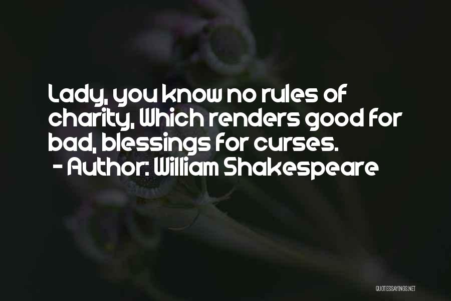 For Good Quotes By William Shakespeare