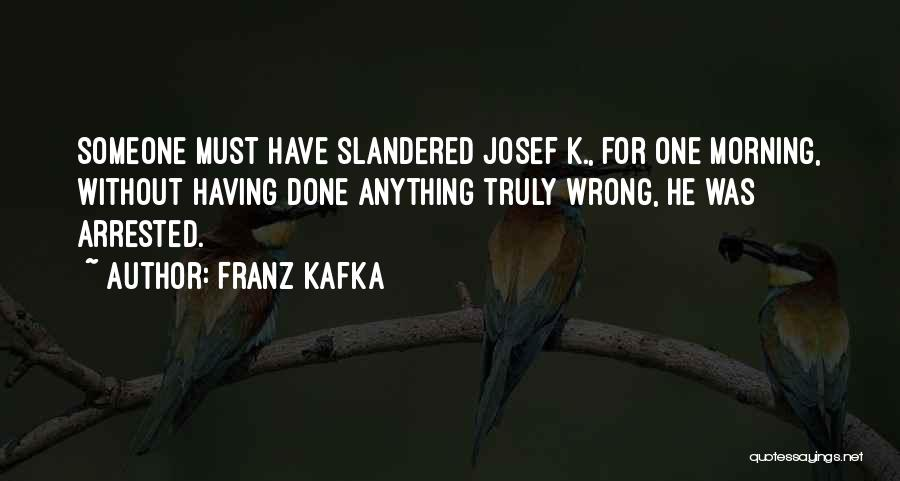 For Morning Quotes By Franz Kafka