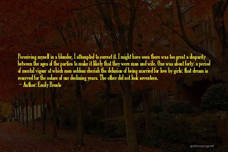 For Wife Love Quotes By Emily Bronte