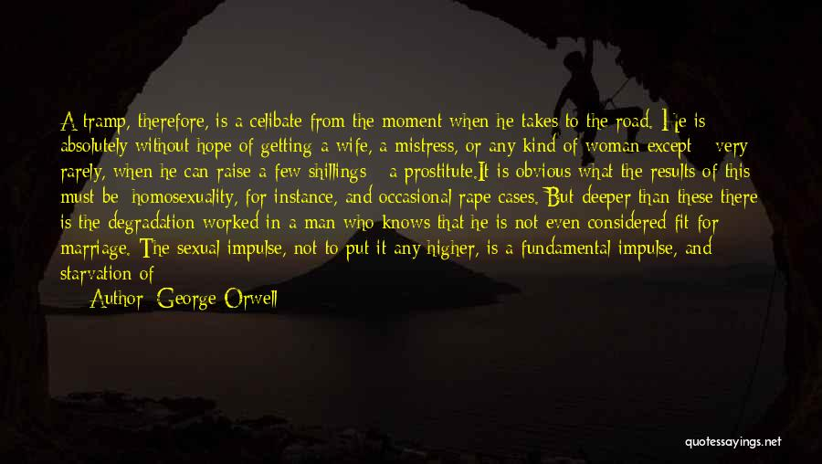 For Wife Love Quotes By George Orwell