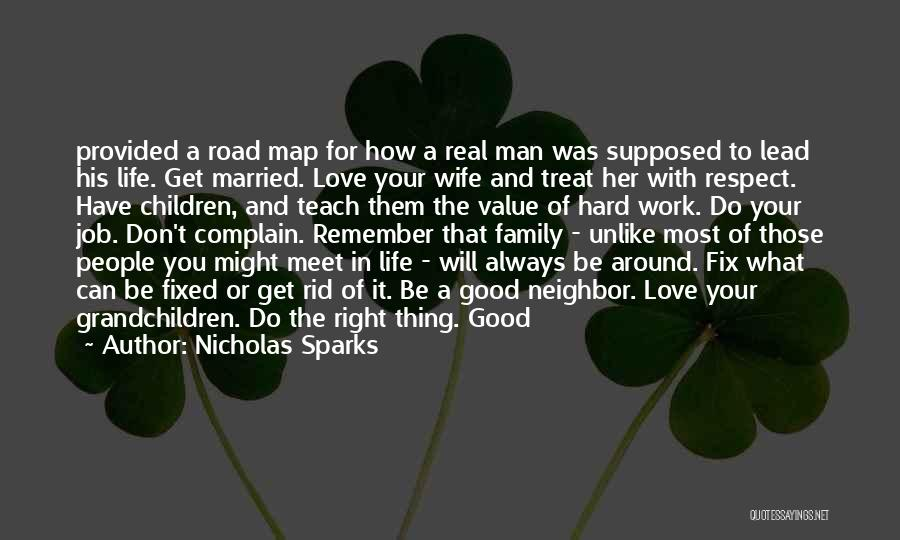 For Wife Love Quotes By Nicholas Sparks