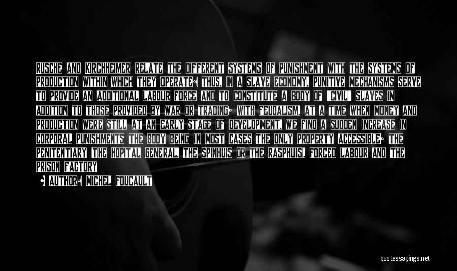 Forced Labour Quotes By Michel Foucault