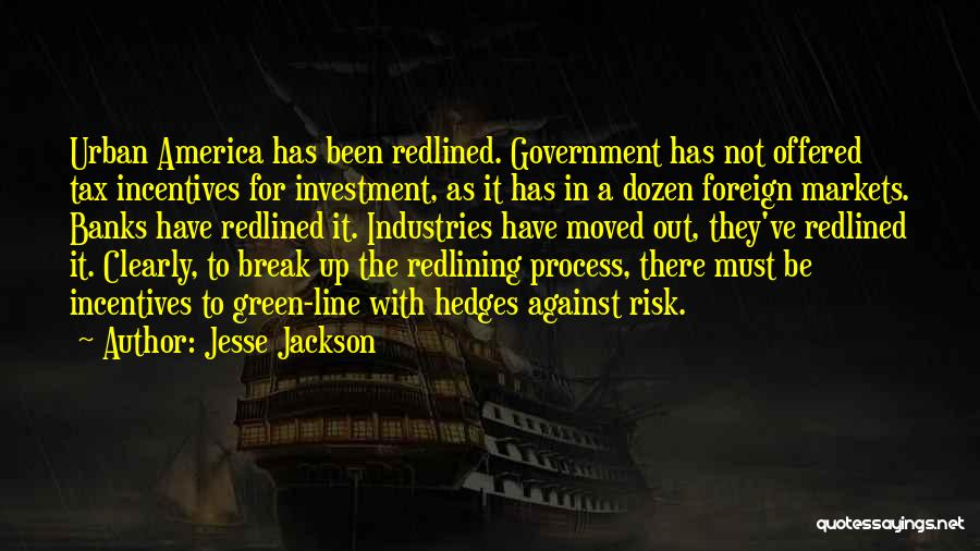 Foreign Investment Quotes By Jesse Jackson
