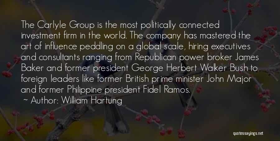 Foreign Investment Quotes By William Hartung