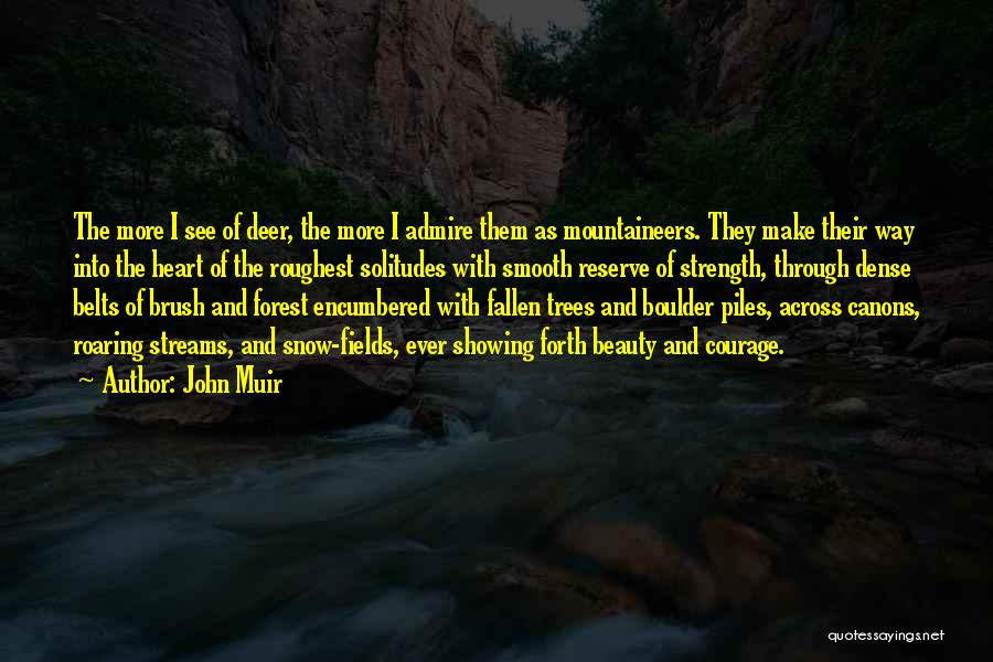 Forest Reserve Quotes By John Muir
