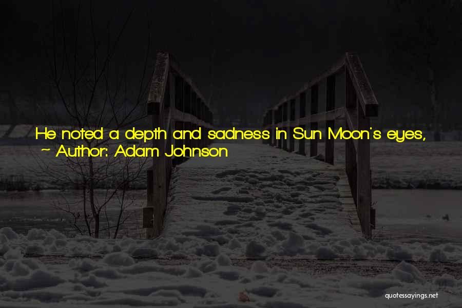 Forever In Your Heart Quotes By Adam Johnson
