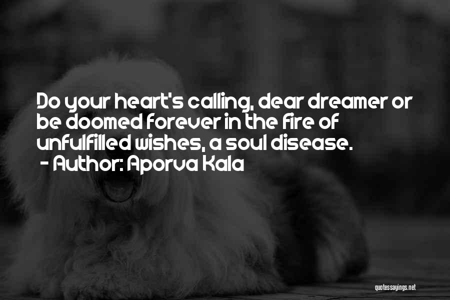 Forever In Your Heart Quotes By Aporva Kala