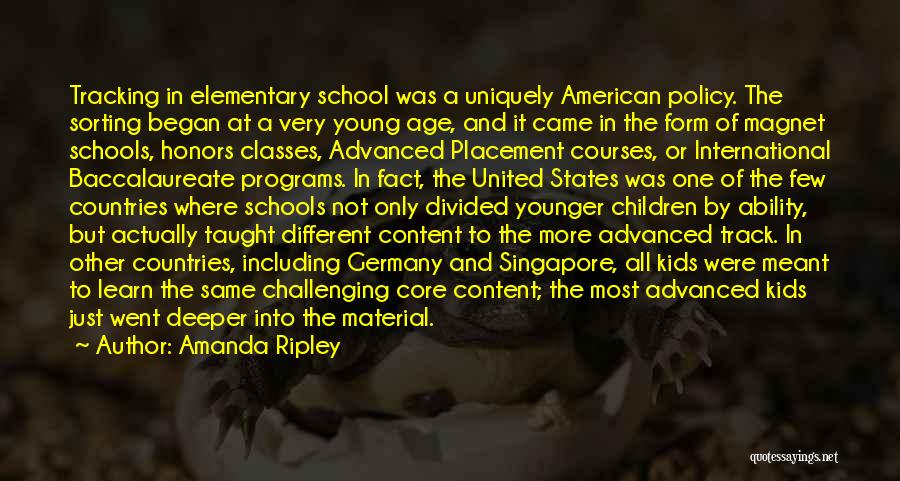 Form Content Quotes By Amanda Ripley
