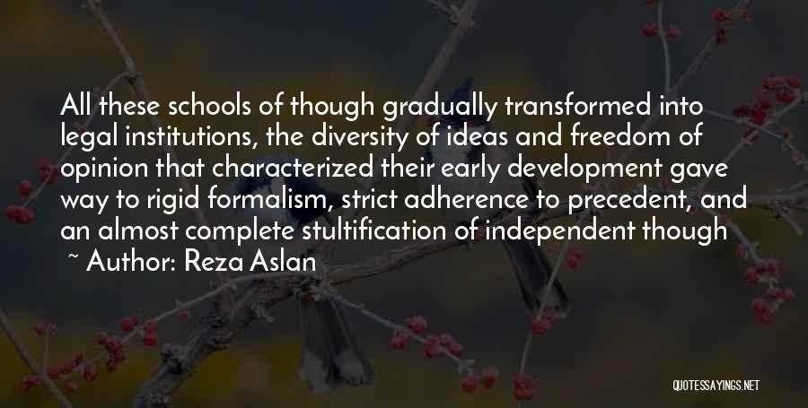 Formalism Quotes By Reza Aslan