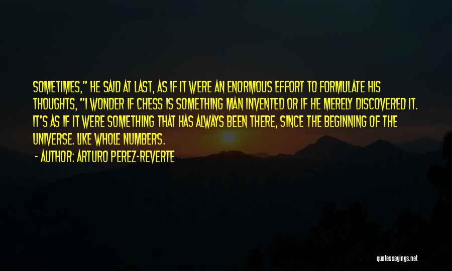 Formulate Quotes By Arturo Perez-Reverte