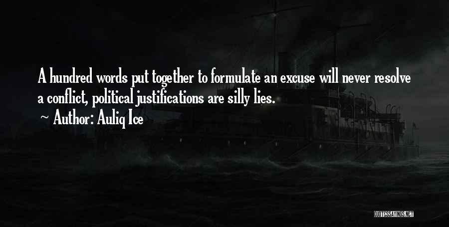 Formulate Quotes By Auliq Ice