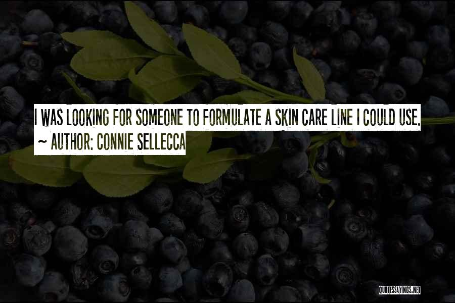 Formulate Quotes By Connie Sellecca