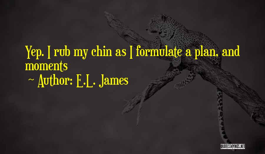 Formulate Quotes By E.L. James
