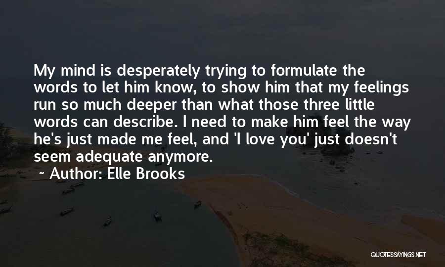 Formulate Quotes By Elle Brooks