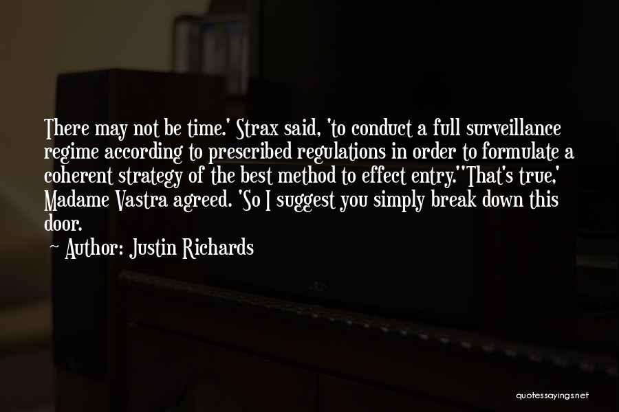 Formulate Quotes By Justin Richards