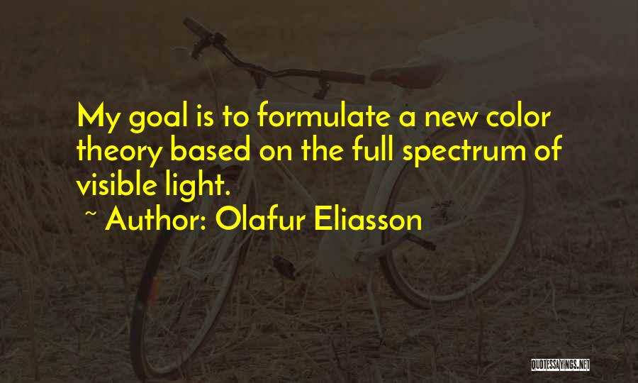 Formulate Quotes By Olafur Eliasson