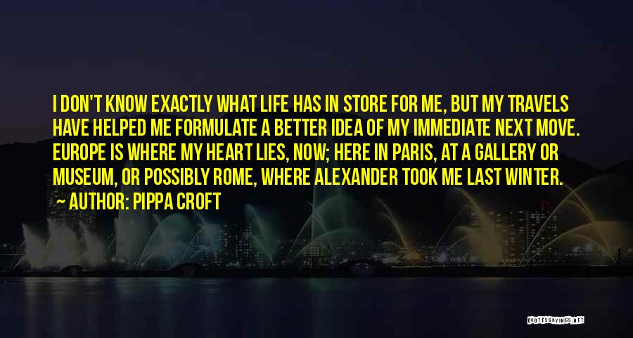 Formulate Quotes By Pippa Croft