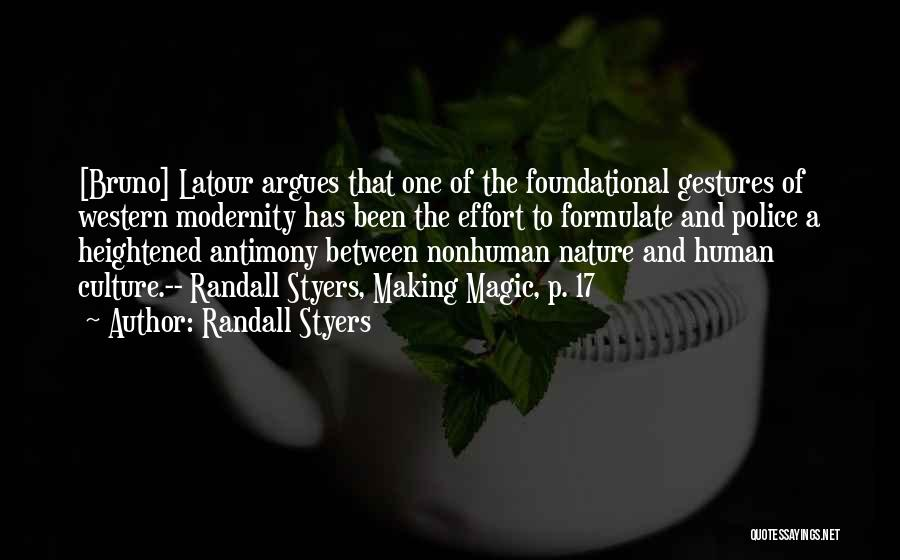 Formulate Quotes By Randall Styers