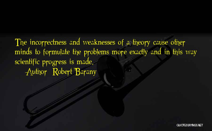 Formulate Quotes By Robert Barany