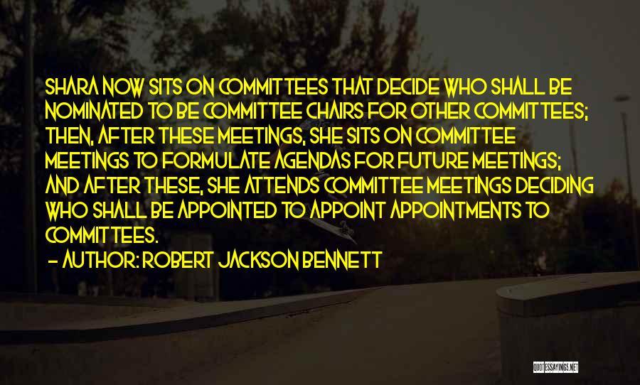 Formulate Quotes By Robert Jackson Bennett