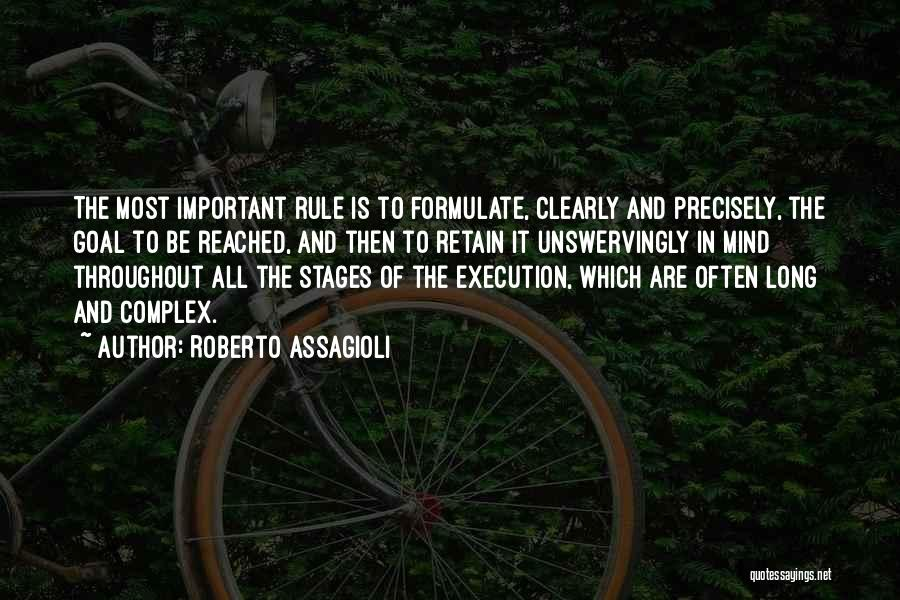 Formulate Quotes By Roberto Assagioli