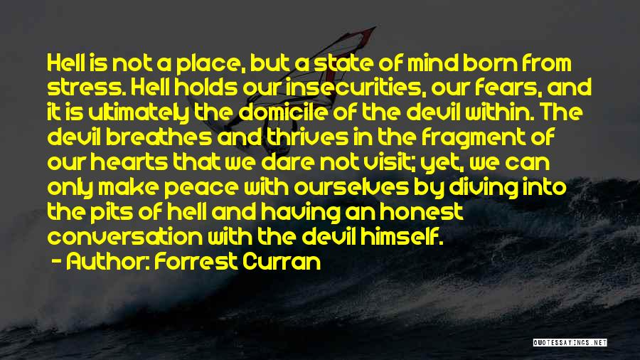 Forrest Curran Quotes 1008269