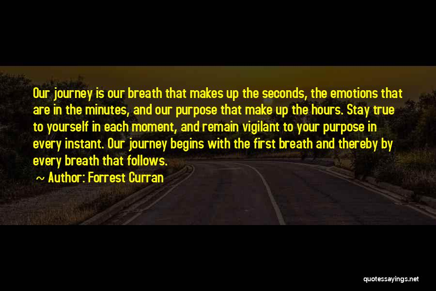Forrest Curran Quotes 1030667