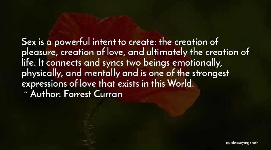 Forrest Curran Quotes 1127016