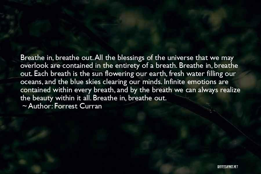 Forrest Curran Quotes 1141350