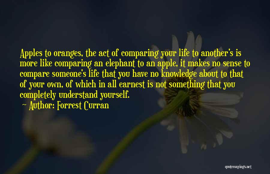 Forrest Curran Quotes 1152767