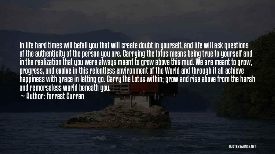 Forrest Curran Quotes 115402