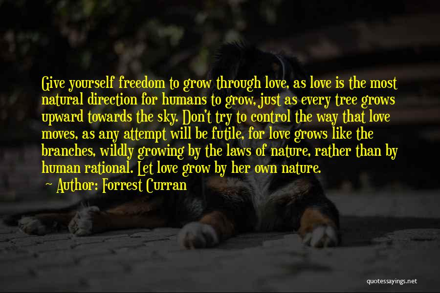 Forrest Curran Quotes 1352485