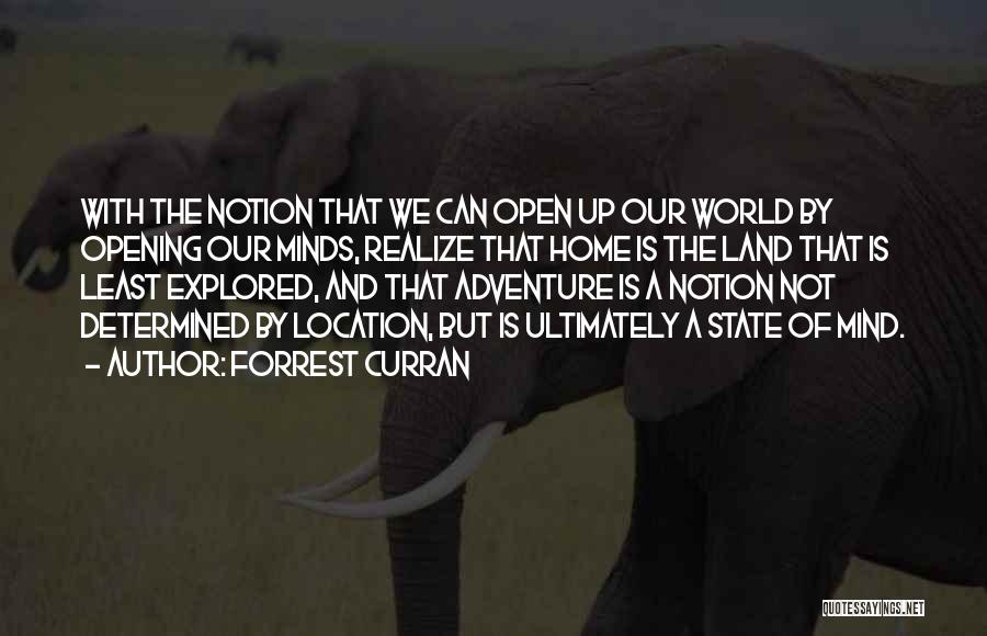 Forrest Curran Quotes 1362502