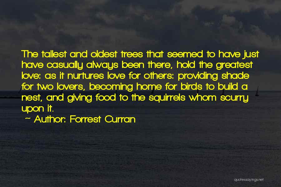 Forrest Curran Quotes 1365195