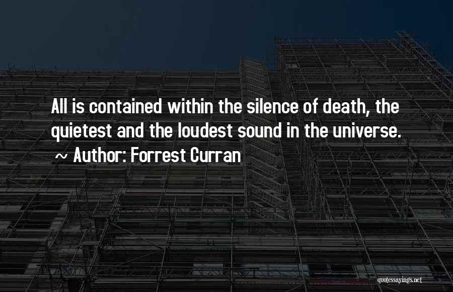 Forrest Curran Quotes 1499948