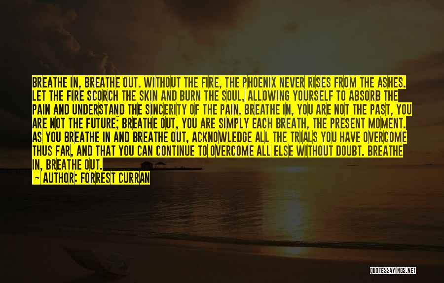 Forrest Curran Quotes 1701159