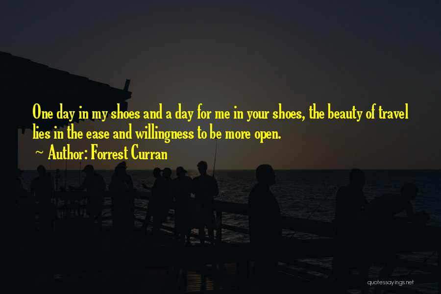 Forrest Curran Quotes 1813221