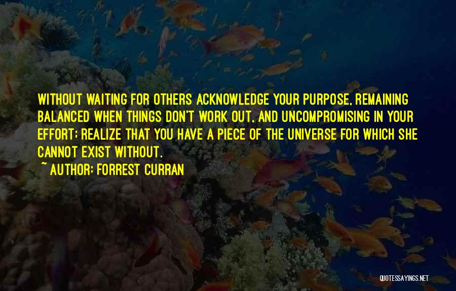 Forrest Curran Quotes 1843569