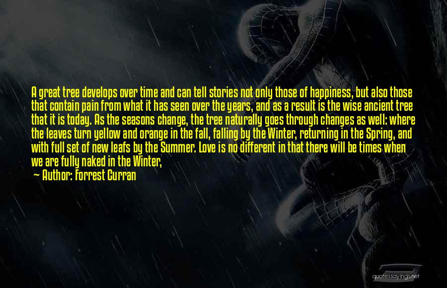 Forrest Curran Quotes 1854463