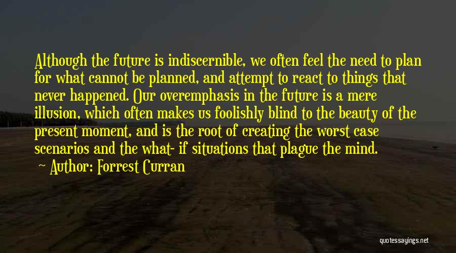 Forrest Curran Quotes 1893429