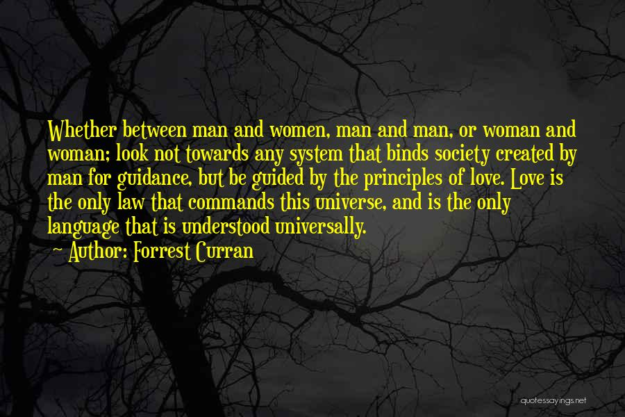 Forrest Curran Quotes 189825