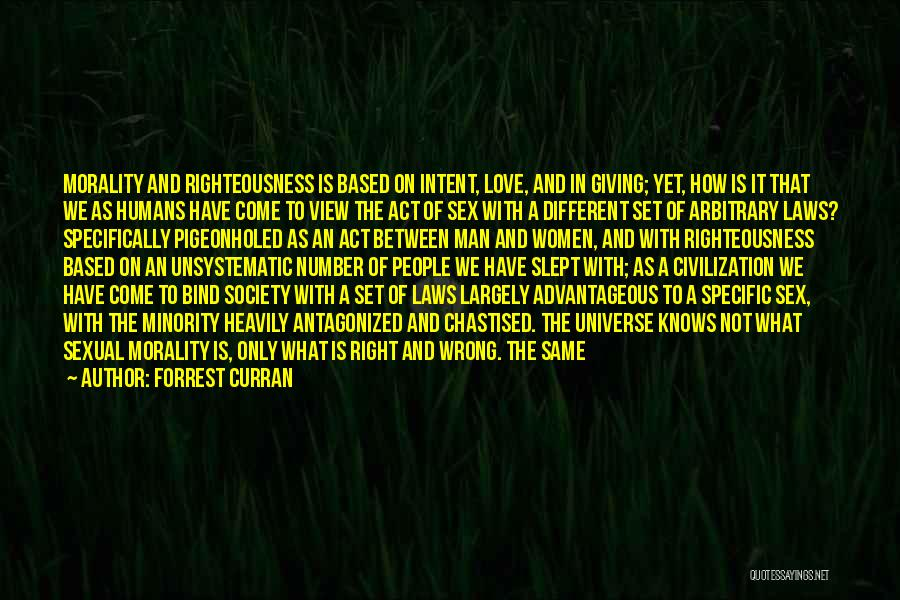 Forrest Curran Quotes 1957307