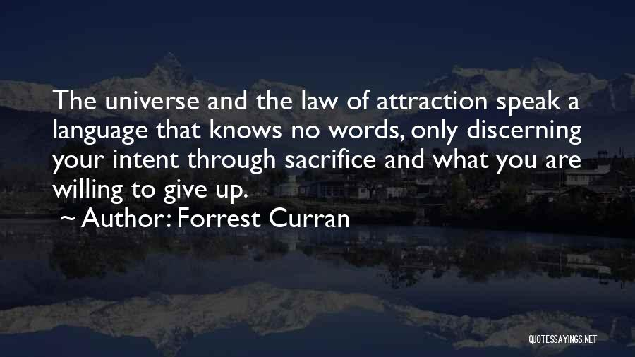 Forrest Curran Quotes 2028922