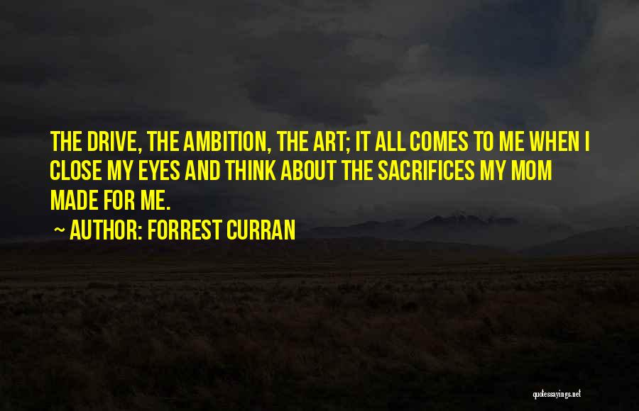 Forrest Curran Quotes 2034059