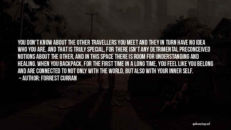 Forrest Curran Quotes 2074334
